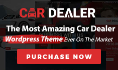 CarDealer Automotive WordPress