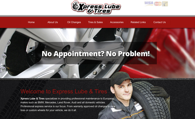 Xpress Lube & Tires