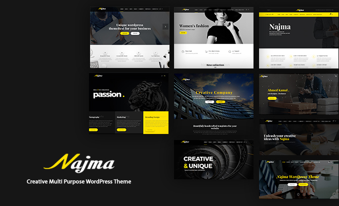 Najma - Creative Multi-Purpose