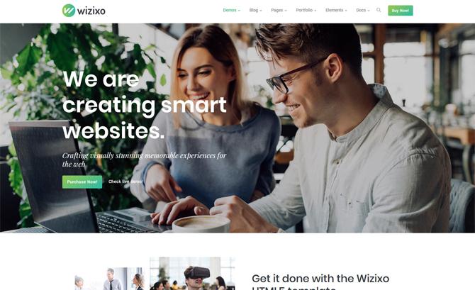 Wizixo – Multipurpose Corporat