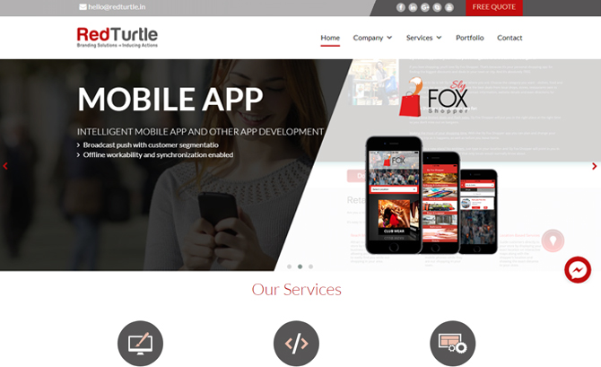 Mobile Apps & Web Development