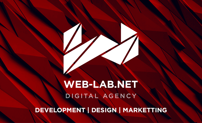 WEBLAB | DIGITAL AGENCY