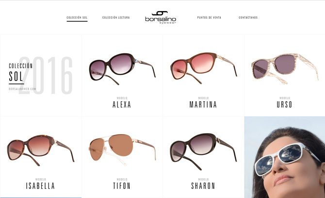 Borsalino Eyewear