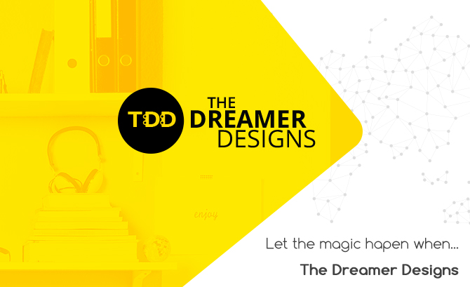 The Dreamer Designs Website