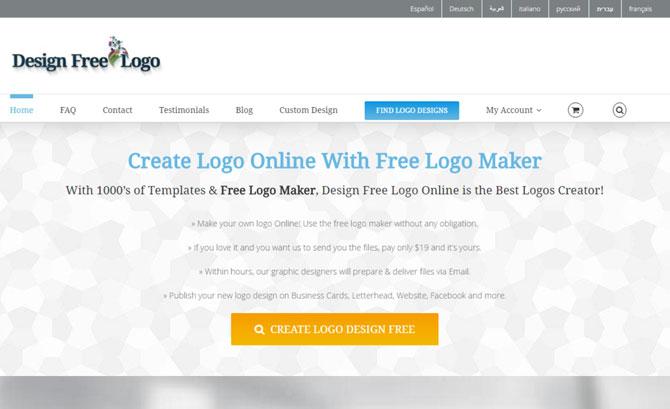 Design Free Logo Online