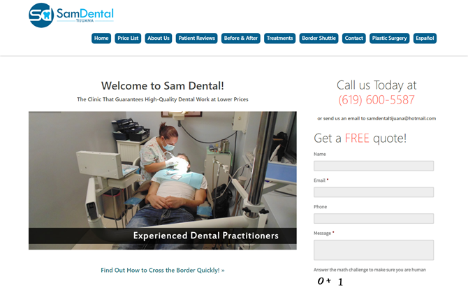 Sam Dental