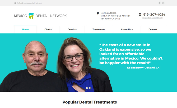 Mexico Dental Network