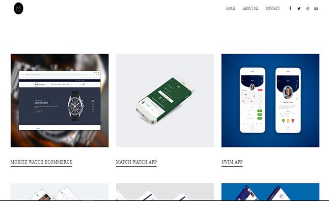Mario Matkovski UI/UX Designer