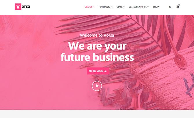 Portfolio & Agency WP Theme