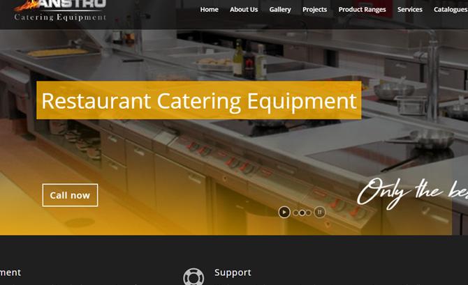 Anstro Catering Equipment