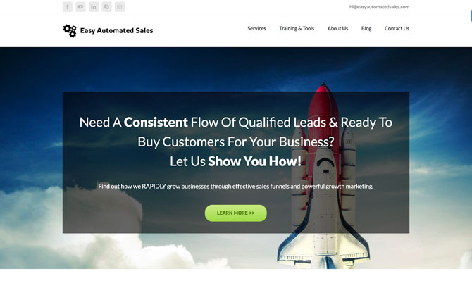 Easy Automated Sales - The Sales