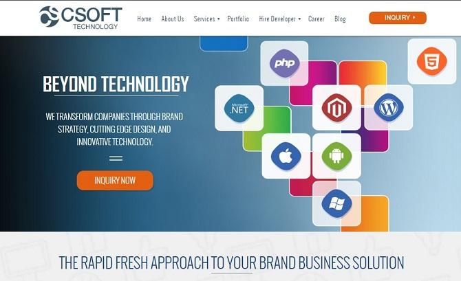 Csoft Technology