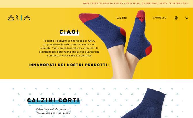 Aria Socks