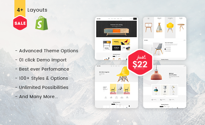 Decora eCommerce Shopify Theme