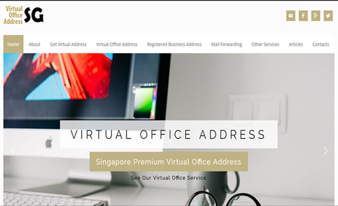 Singapore Virtual Office
