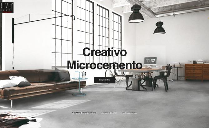Creativo Microcemento