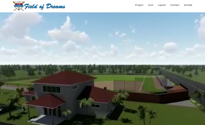 Exuma Field of Dreams, Bahamas