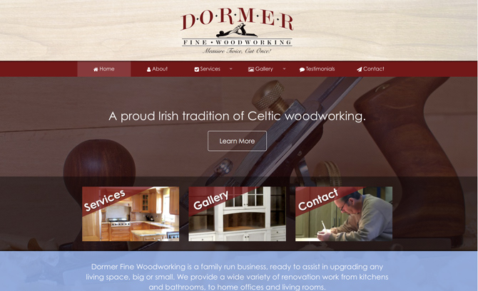 Dormer Fine Woodworking