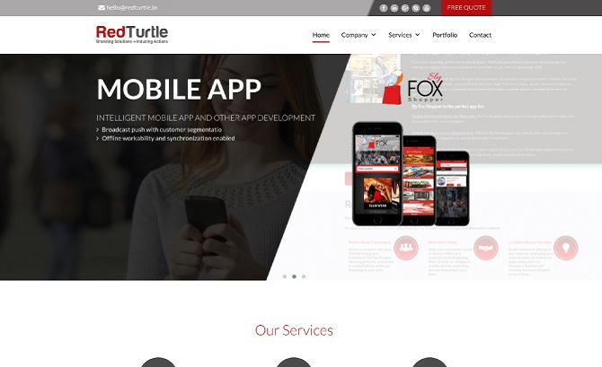 Mobile Apps & Web Development