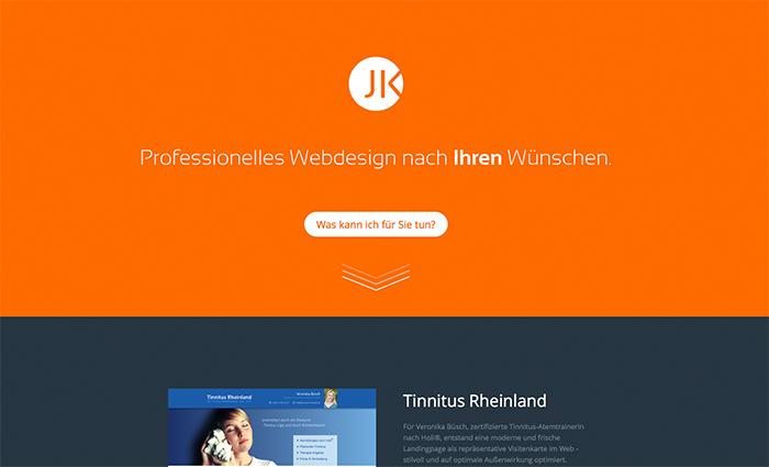 Jan Kiesewalter Webdesign