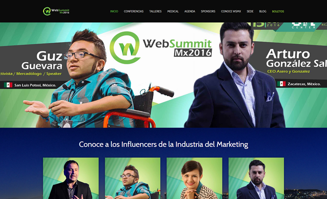 Web Summit Mx