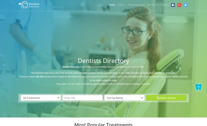 Dentists Directory