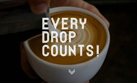 Every Drop Counts!