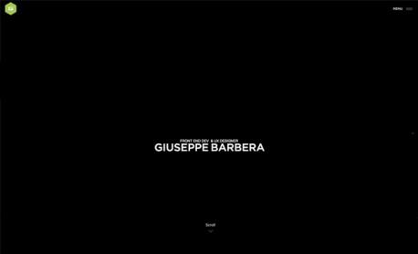 Giuseppe Barbera | Portfolio