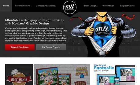 Montreal Graphic Design